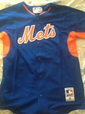 David wright majestic new york mets baseball jersey new with tags size XL youth