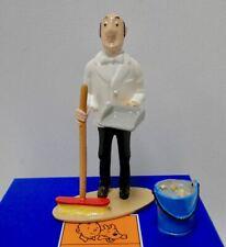 Tintin Kuifje Herge Pixi Moulinsart Nestor Balai mini