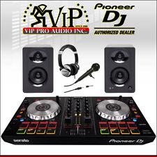 Pioneer DJ Starter Kit w/ DDJ-SB3 Controller + M30 Monitors + Numark HF125 +R10S