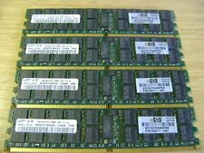 HP 405477-061 Samsung branded 4 x 4GB = 16GB total, DDR2-5300 ECC Memory Module