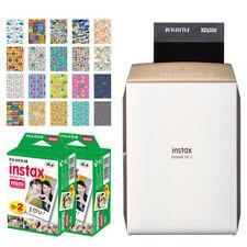Fujifilm Instax Share SP-2 smartphone da Impressora (gold) + Instax 40 + 20 Quadros
