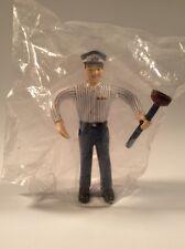Vintage - Mr. Rooter Plumbing - Flexible Figurine - NIP - Plunger - Milwaukee