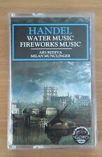 Cassette Tape - Handels Water Music