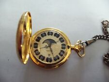 Modern Majestron Pocket Watch