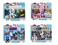 Brand new My Little Pony Guardians of Harmony articulated figures Hasbro