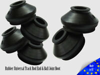 6x UNIVERSAL HQ Rubber Tie Rod End Ball Joint Dust Boots Dust Cover Boot Gaiters
