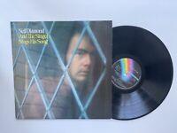 Neil Diamond And the Singer Sings His Song Vinyl Album Record LP