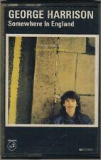 CASSETTA -George Harrison – Somewhere In England NUOVA SIGILLATA W 456870