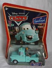 Disney Pixar Cars Supercharged Series Brand New Mater Die Cast Car NEW Dented