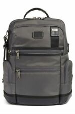 Tumi Alpha Bravo Knox Nylon Backpack Castle Gray Brand New in Factory Box