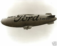 Ford Motor Company Blimp Ford Aviation Ford Advertising Airship 1940 MUST SEE