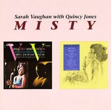 Sarah Vaughan - Misty [New CD]
