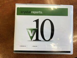 Crystal Reports 10 Professional Edition
