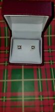 Morganite and Diamond Earrings, Helzberg Diamonds