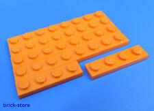 LEGO ® NR - 4118782/1x4 PIASTRA Arancione/10 pezzi