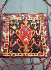 Vintage Persian handmade Carpet Bag