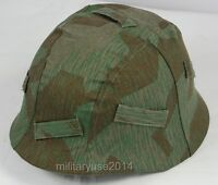 WW2 WWII German Army Splinter M35 Reversible Military Tactical Helmet Cover