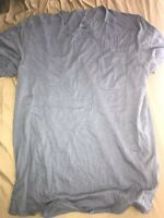 Tavik Men NWOT Size Large Blue Pocket T Shirt Tee