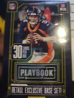 2020 Panini Playbook Football NFL Hanger New Sealed. Herbert Tua Burrow Hurts