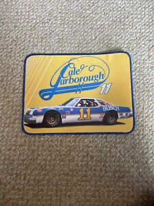 Cale Yarborough #11 Busch Racing Team Large NASCAR Patch 9x6 inches
