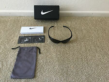 Black Nike Skylon Sports Sunglasses EV0 630-001 Polarized Lenses New w/Tags Box