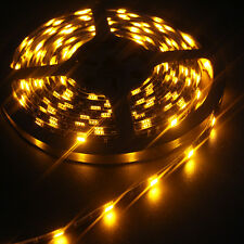 1Pcs 12V / 24V 500cm 5M 1210 3528 300SMD 300LED Waterproof LED Light Strip
