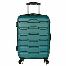 "Elite Luggage Omni 22"" Carry-On Hardside Lightweight Anti-Theft Spinner Luggage"
