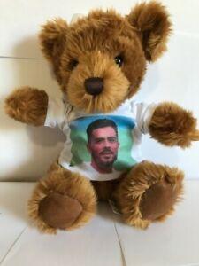 JACK GREALISH very cuddly TEDDY BEAR