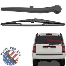 Rear Windscreen Wiper Arm & Blade For Jeep Commander 5174877AA 2006-2010