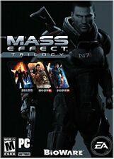 Mass Effect Trilogy PC DVD