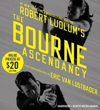 Jason Bourne: Robert Ludlum's the Bourne Ascendancy by Eric Van Lustbader (2014,