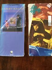 Eddie Money and Sammy Hagar CD's Long Box