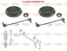 FORD PUMA STABILISER LINK AND TOP STRUT MOUNT / MOUNTING FRONT LEFT & RIGHT KIT