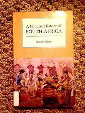A Concise History of South Africa by Robert Ross (E-book)