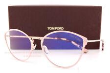 New Tom Ford Eyeglass Frames FT 5573-B/V 072 Pink For Women 55mm
