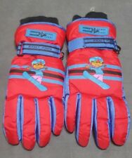 NICKELODEON 2001 VIACOM RUGRATS ROCKET POWER WINTER GLOVES SIZE: M/L (13-18)