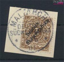 Allemand-sud-ouest de l'afrique 5a oblitéré 1898 émision de sur(9063269