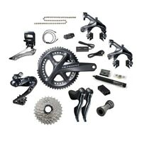 DHL Shimano Ultegra Di2 R8050 2 x 11 Speed 52/36T Electronic Groupset Built Kit