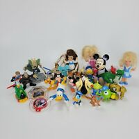 Lot of (29) Disney Toys Pluto Mickey Mouse Toy Story Star Wars Donald Duck
