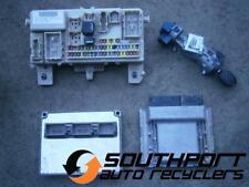 FORD FOCUS ENGINE ECU, 2.0, PETROL, SEC SET (ECU, IMM, READER, KEY), LS-LT, 06/0