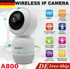 1080P HD WIFI IP Kamera Überwachungskamera Webcam Wlan Netwerk IR Cam Nachtsicht