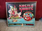 Vintage American Toy Works - Kastle Kwoits - Ring Toss with Action Game  No. 523