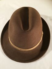 Vintage Herbert Johnson Man's Felt Hat (S/M)