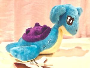 Pokemon Lapras Plush 8inch Blue US Seller
