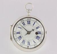 Pierre Gaudron Oignon Spindeluhr Uhrmacher des Königs um 1690