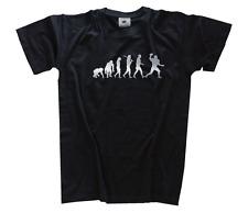 Plata Edición Fútbol Americano Touchdown Foot BAILE Evolution Camiseta S-xxxl
