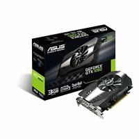 ASUS GeForce GTX 1060 3GB Phoenix Fan Edition Graphics Card VR Ready HDMI New h