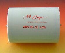 1 mundorf mcap 250 - 4,7µf - 250v audiophiler condensador