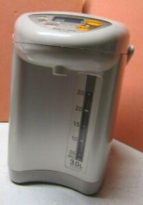 Zojirushi CD-JUC30 3.0 Liters Water Boiler & Warmer