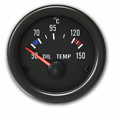 YOUNGTIMER Öltemperatur - schwarz